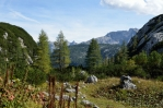 Sedlo Trischübel, Berchtesgadenské Alpy, Německo