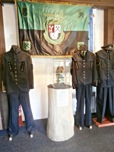 V Hornickém muzeu Harrachov