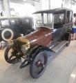 Jeden ze starých vozů