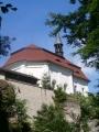 Kostel svatého Jana Nepomuckého na Valdštejně
