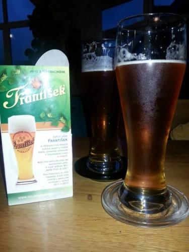 Místní pivo František