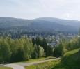 Pohled na část Harrachova