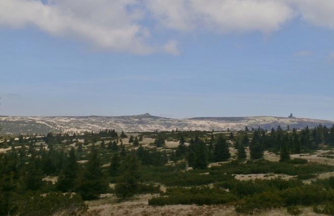Krkonošská panoramata (Violík - Bouda u Sněžných jam)