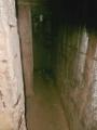 Vnitřek bunkru