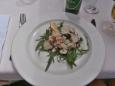 Salát s mořskými plody
