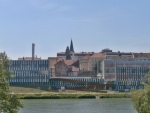 Zástavba v Mariboru