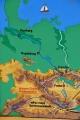 Vody Vltavy projdou naší republikou od jihu až na sever. U Mělníku se setkávají s Labem a míří do Hamburku k Severnímu moři.