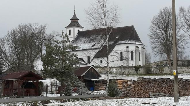 Zbytiny, kostel svatého Víta.