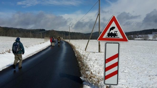 Zastávka Skříněřov leží ve výšce 820 m n. m.