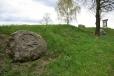 Mezi obcemi Kuní a Kuníček nejdete do kamenů vytesanou křížovou cestu.