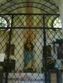 Kaplička Ochsenwald, v níž jsme si na chviličku odpočinuli.