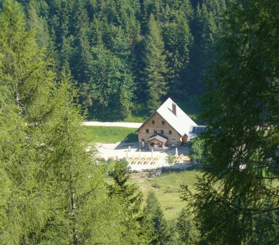 Chata Bosruck