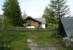 Dřevěná stavení na Arlingalmen
