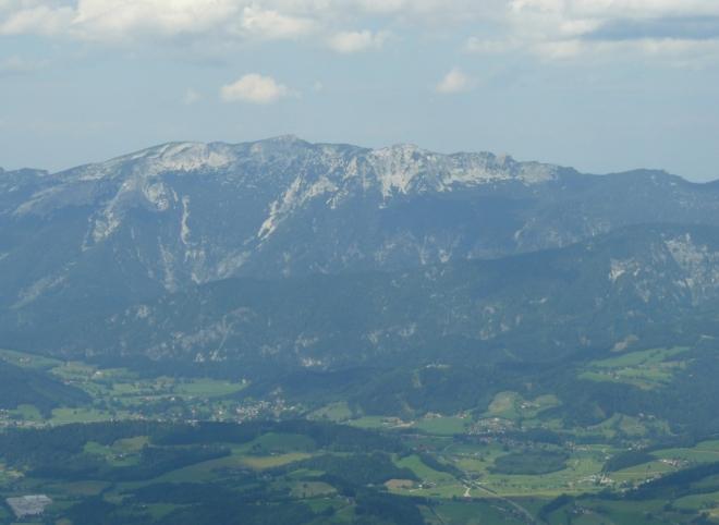Sengsengebirge na severu