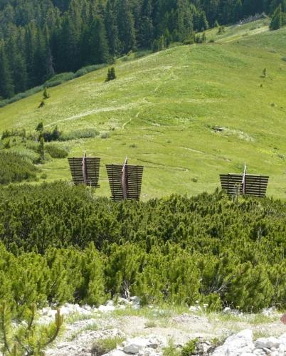 Zábrany proti lavinám