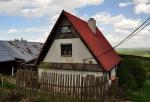 Samoty Žítkové, která leží vysoko v kopcích nad Starým Hrozenkovem.