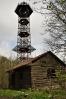 Původně vojenská vyhlídková věž, kde kdysi sídlila i menší rota vojáků Varšavské smlouvy.