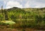 Roklan a jeho jezero.