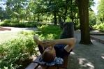Park zvaný Ogród Krasińskich, Varšava