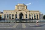 Sídlo arménské národní galerie, náměstí Republiky, Jerevan
