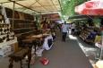 Tržnice v centru Jerevanu