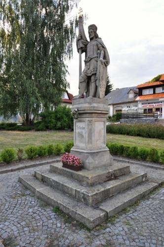 Svatý Václav ve Svratce.
