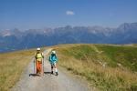 Vzhůru na poslední alpský vrchol.