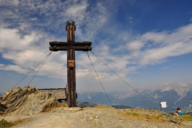 Hundstein (2 117 m n. m.).