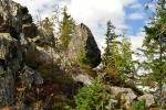 Velký Kokrháč (1 229 m n. m.).