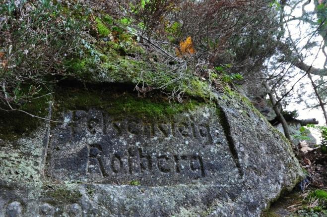 Felschsteig Ratberg.