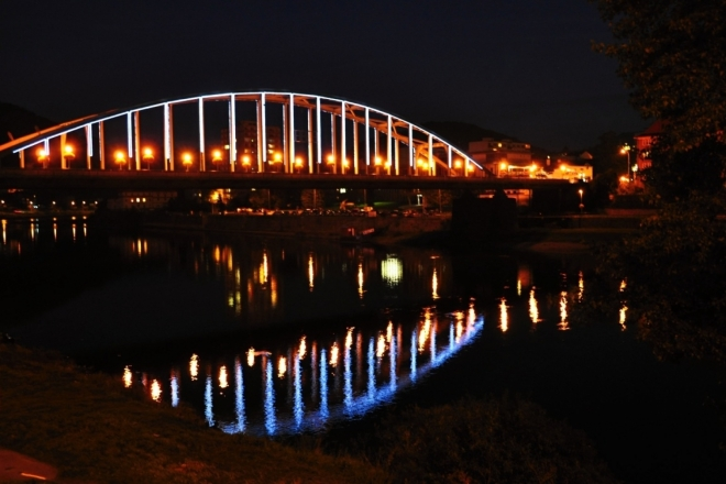 Tyršův most.