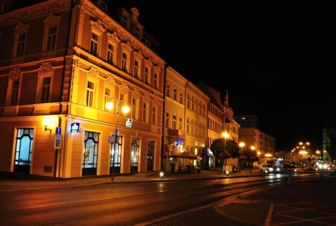 Masarykovo náměstí.