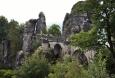 Kamenný most Bastei.