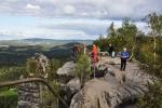 Na vrcholu Torsteinu.