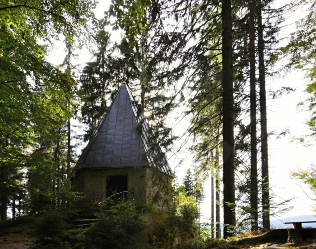 Marienkapele nad Haidmühle.
