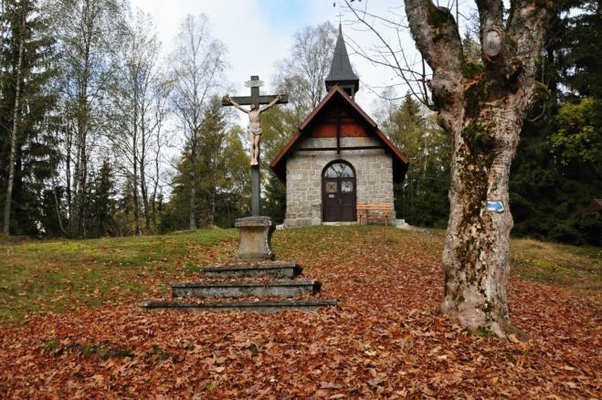 Mariánská Kaple na Vyhlídce.