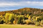 Radvanovický hřeben se koncem října předvádí svoji dokonalou krásu!
