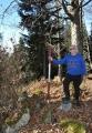 Modrého skřítka jménem Václav jisté již znáte. Objevuje se znenadání na všech vrcholech Česka, které, byť o pouhý metr, převyšují tisícimetrovou hranici.