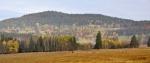 Žlíbský vrch se stane nejvyšší zdolanou tisícovkou na tomto vandru.