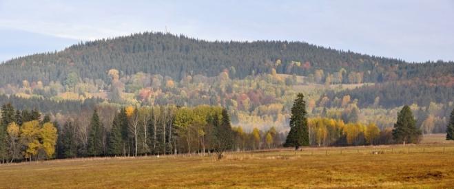 Žlíbský vrch se stane nejvyšší zdolanou tisícovkou vandru.