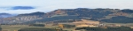 Panorama Mařského vrchu