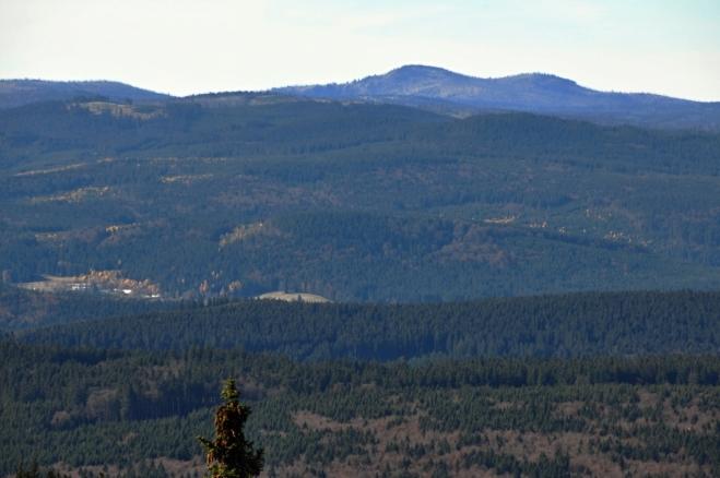 Roklan (1 453 m n. m.).