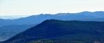 Bobík (1 264 m n. m.) a Knížecí stolec (1 236 m n. m.).