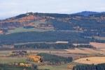 Mařský vrch (907 m n. m.).