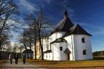 Druhý okruh nás povede k nejvyšší hoře české strany Novohradských hor Kamenci.