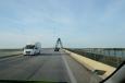 Most na ostrov Fehmarn.