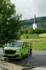 První naši snídani v Norsku uskutečňujeme poblíž kostela Vingrom na břehu jezera Mjøsa. Je teprve 10 hodin.