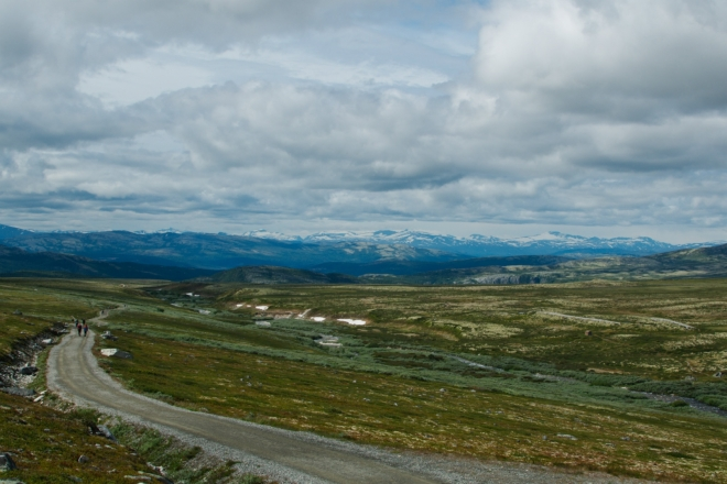 Jotunheimen je pořád na svém místě, stačí se jen otočit…