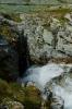Národní park Rondane, potok poblíž jezera Rondvatnet, Norsko