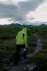Toaletní sada v národním parku Rondane, Norsko